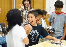 WRO2014大阪大会 小学生ベーシック部門 優勝!