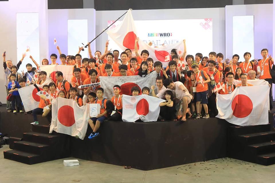 WRO世界大会日本代表チーム