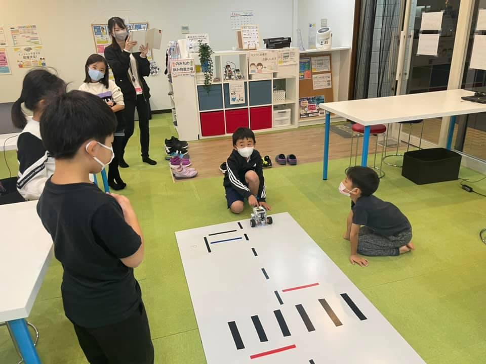 ロボットプログラミングのロボ団